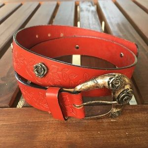 The Limited Leather Belt